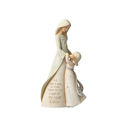 Foundations Daughter Stone Resin Figurine