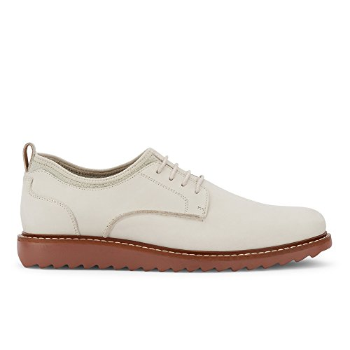 Gh Bas & Co. Mens Dirty Buck 2.0 Plain Teen Knit Oyster Nubuck