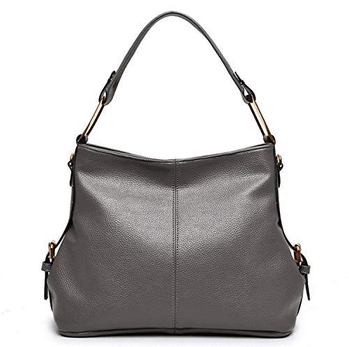 - Hale Tomlinson Women New Tote Bag Europe Fashion Embossed PU Inclined Shoulder Bag Single Shoulder Bag