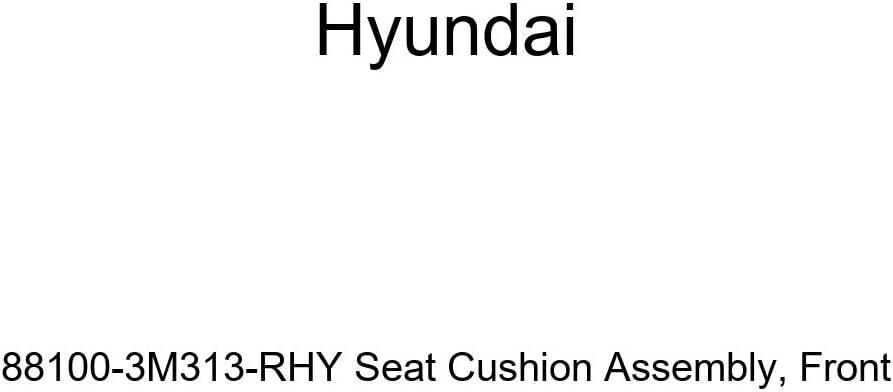 Front Genuine Hyundai 88100-3M313-RHY Seat Cushion Assembly