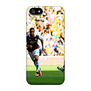 Abrahamcc Scratch-free Phone Case For Iphone 5/5s- Retail Packaging - Popular Fc Of England Hull City