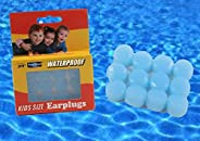 Top Med Pillow Soft Silicone Earplugs Kids Size Pack, 6 Pairs