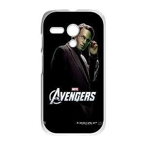 The Avengers Hulk Motorola G Cell Phone Case White toy pxf005_5976771