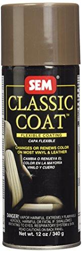 SEM 17433 Very Dark Cashmere Classic Coat - 12 oz. (Classic Coat)