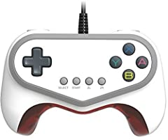Enjoy authentic arcade action at home! Designed by HORI, the same designers of the official Pokken Tournament arcade cabinet controller, the Pokken Tournament Pro Pad is a limited edition controller design exclusively for use with Pokken Tour...