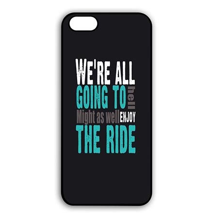 Captain Hook From Once Upon A Time Costume (Popular Design Quotes from Supernatural iPhone 7(4.7 Inch Screen) PC Phone Covers - Custom iPhone 7(4.7 Inch Screen) Carring Case)
