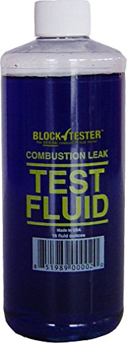 Block Tester BT-600 Replacement Combustion Leak Test Fluid 16 oz