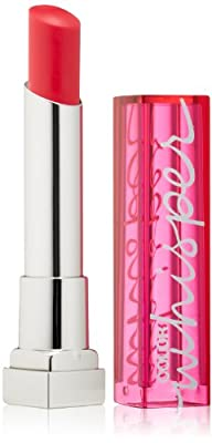 Maybelline New York Color Whisper by ColorSensational Lipcolor, Cherry On Top, 0.11 Ounce