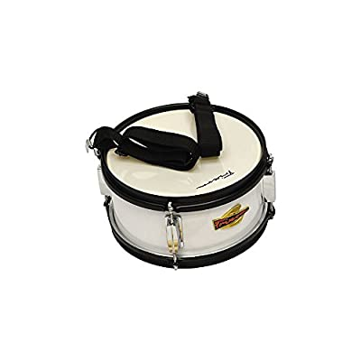 Trixon Junior Marching Snare - White by Trixon Drums