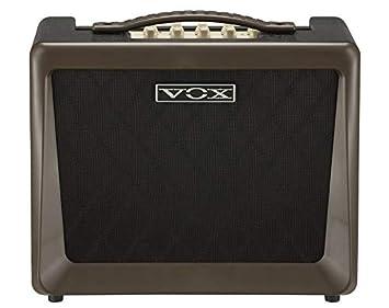 VOX vx50ag – amplificador para acústica 50 W