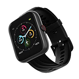 Smart Watch, Virmee VT3 Plus Fitness Tracker 1.5 In HD Touch Screen with Heart Rate Monitor Blood Oxygen Meter Sleep…