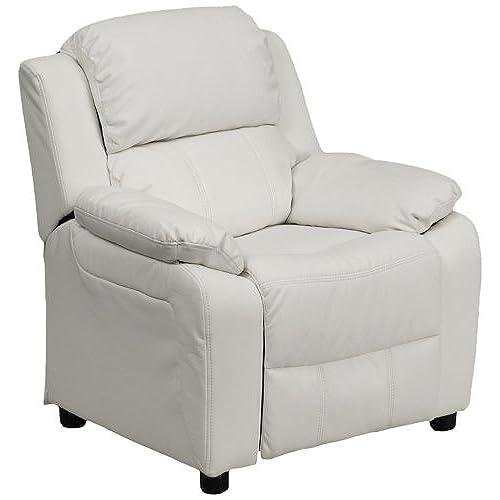 white leather recliner sofas amazon com