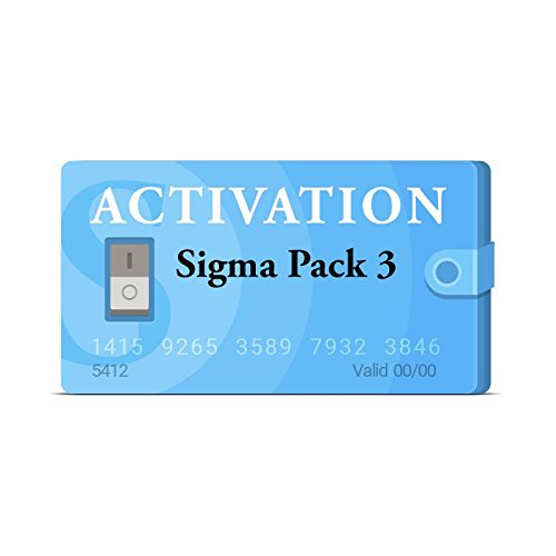 Sigma Pack - Pack 3 Activation for Sigma - FRP REM on Hi-Silicon Huawei Android and Qualcomm Huawei Android