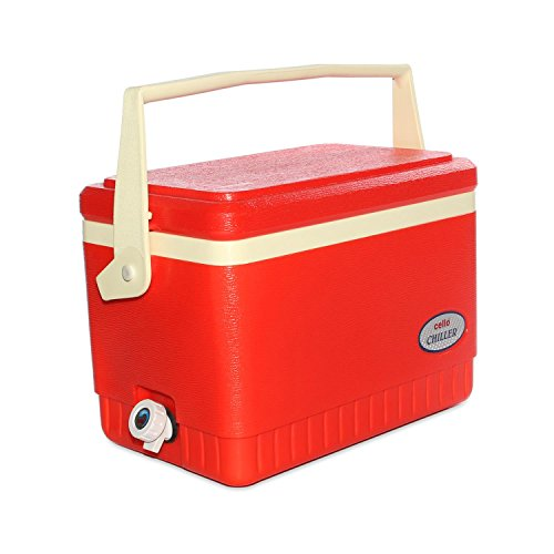 Cello Chiller Ice Packs, 12 Litres, Red