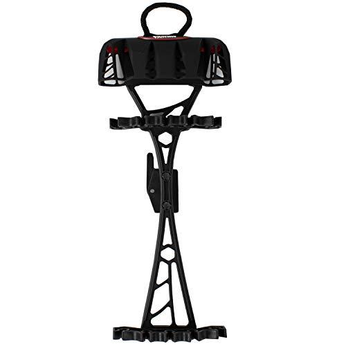 Trophy Taker T4136 Silencer 5 Arrow Quiver - Black