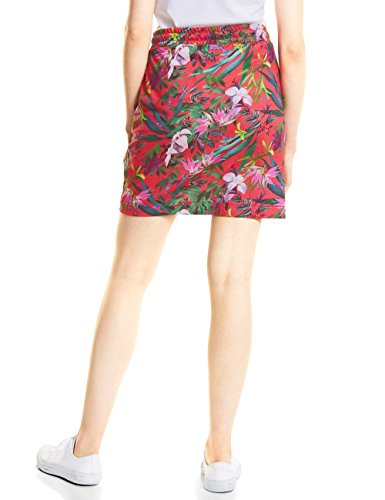 Red 31346 Street Hibiscus Rot Femme One Jupe zwqPgR