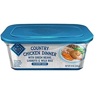 Blue Buffalo Dinner And Stew Tubs Natural Adult Wet Dog Food