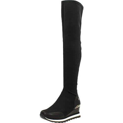 Botas para mujer, color Negro , marca GIOSEPPO, modelo Botas