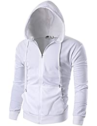 Amazon.com: White - Fashion Hoodies & Sweatshirts / Clothing ...