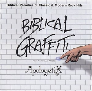Biblical Graffiti by Parodudes, Inc.