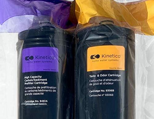 K5 Lot dosmoses invers/ées 9306B et filtre /à s/édiments de carbone 9461A