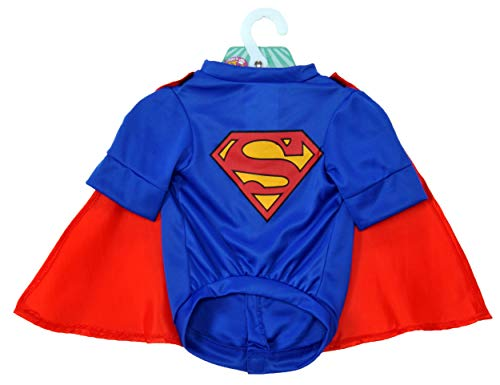 DC Comics Pet Costume, Small, Superman - http://coolthings.us