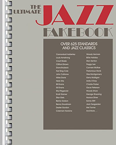 The Ultimate Jazz Fake Book (Fake Books) C - Ultimate Fake Book