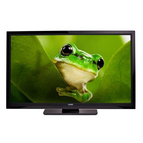 VIZIO E240AR 24-Inch 60Hz LED LCD Class Edge Lit Razor HDTV (Black) (2012 Model)