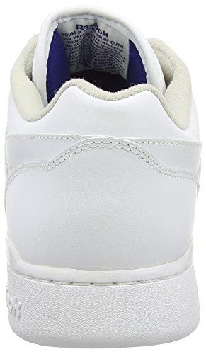 White Reebok Sneaker Uomo Bianco Royal Cqwx68vOw