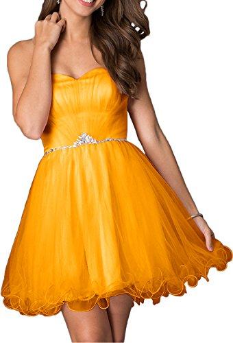 Kurzes Orange Traegerlos Damen Ballkleider Herzausschnitt Abendkleider Damen Cocktailkleider Charmant Festliche Rosa Kleider xZ6wP6UYq