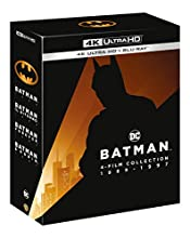 Batman Anthology 4 Film Collection (4K Ultra Hd + Blu-Ray) [Italia] [Blu-ray]