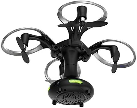 PRIXTON DR200 Ball - Drone con cámara WiFi y Hélices Plegables ...