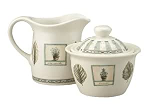Pfaltzgraff Naturewood Sugar Bowl (Single Piece Only for Replacement)