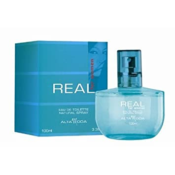 The fragrance of a real woman