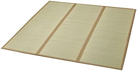 イケヒコ い草 ラグ カーペット DX沖縄ビーグ  約191×250cm  日本製 裏 不織布 #7608480
