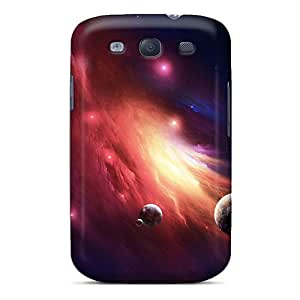 Hot New Nebula Elevation Case Cover For Galaxy S3 With Perfect Design