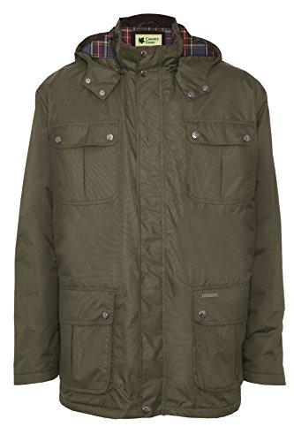 Champion Mens Balmoral Country Estate Waterproof Winter Coat