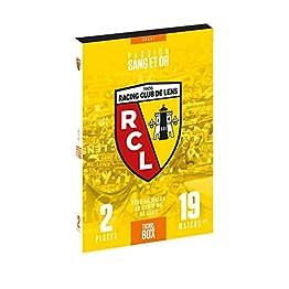 Coffret Cadeau Places Match Foot RC Lens