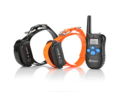 Wireless Dog Training Collar with Remote - Pet Training Collars for Small (Lap Dog Remote Trainer)