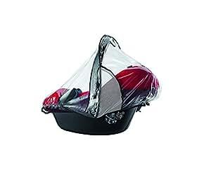 Bébé Confort 6943 0010 - Burbuja lluvia Pebble+, Pebble, Cabriofix, Citi, color transparente
