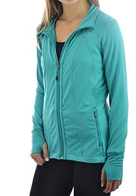 Tangerine Women's Sleek Active Jacket