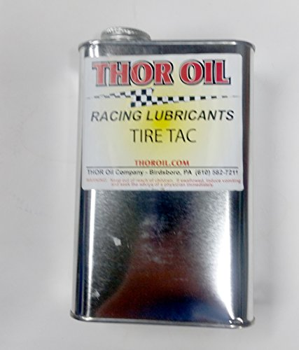 HDM Thor Oil Tire Tac Racing Tire Conditioner Prep - Quart … by HDM Performance Parts