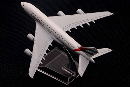 Europe Airbus A380 Airplane Airlines Boeing 757-200 Alloy Airplane Model