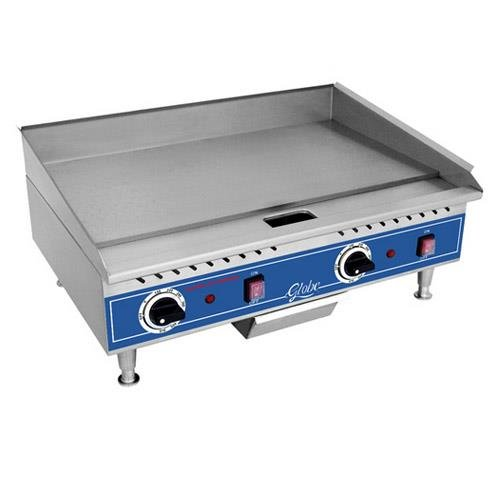 Globe Countertop Griddle Electric 24
