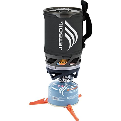 - Jetboil MicroMo Camping Stove Cooking System, Carbon