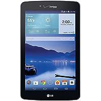LG G Pad 7 Black WiFi + Verizon 4G LTE ( Certified Refurbished)