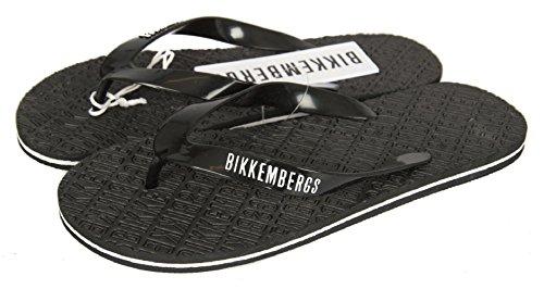 Flip flops for men BIKKEMBERGS swimming pool article B6A8024 (Bikkembergs Men Shoes)