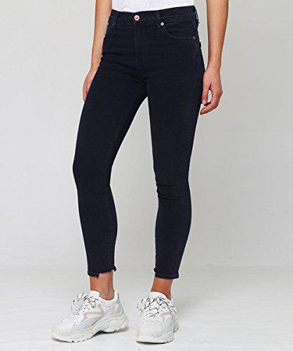 Of Skinny Humanity Citizens Jeans De Montée Femmes High Bleu Fusée d5Igxg