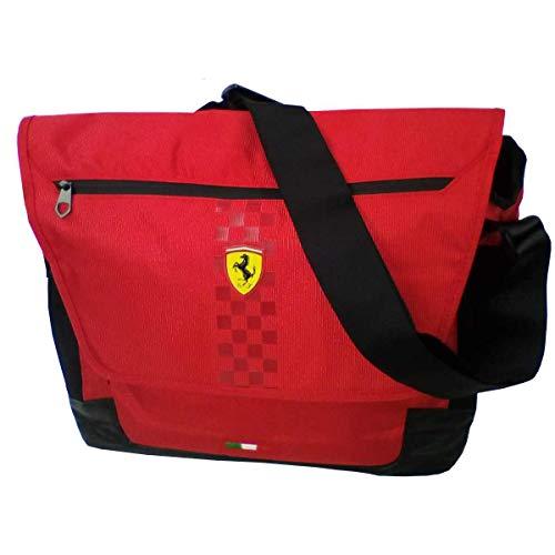 Rosso Pour Medium Homme Rouge Pochette Ferrari zUn7HIq6q