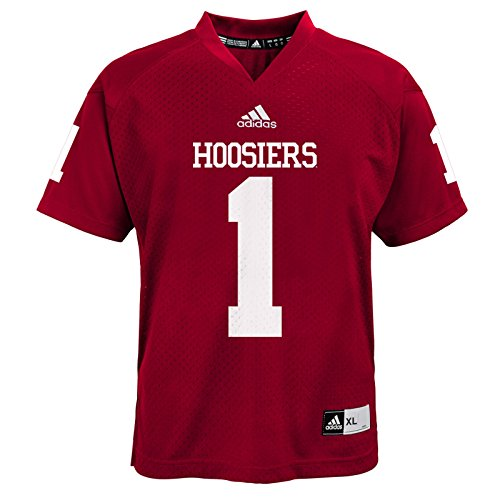 Indiana Hoosiers Replica Football Jersey - 2